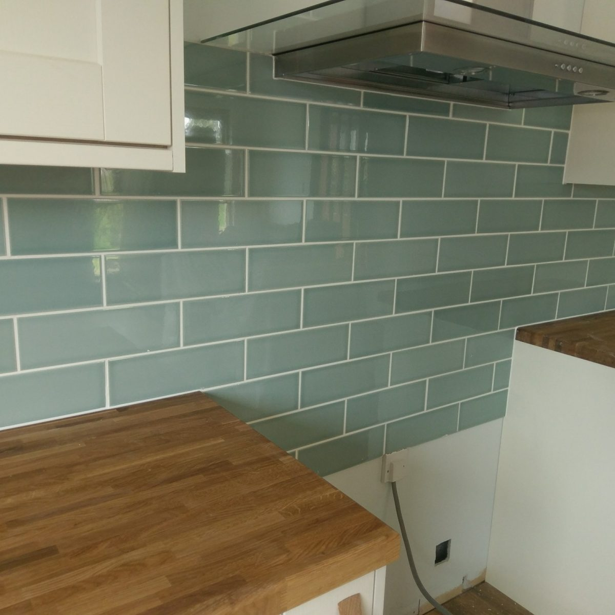 Bathroom wet wall and kitchen tiling